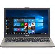 "Laptop Asus VivoBook Max X541UA-GO1373T, 15.6"" HD LED-Backlit Glare, Intel Core i3-7100U, RAM 4GB DDR4, HDD 500GB, Windows 10 Home"