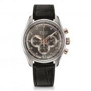 Zenith captain orologio uomo cronografo 51.2040.400_91.c496