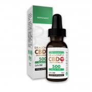 Flavoured CBD Oil-Peppermint