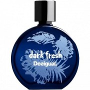Desigual Dark Fresh Eau De Toilette 100 Ml Spray - Tester (8434101181238)