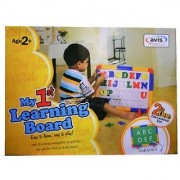 Avis Avis My 1st Learning Board Age 2+