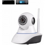 MIRZA Wireless HD CCTV IP wifi Camera | Night vision Wifi 2 Way Audio 128 GB SD Card Support for SAMSUNG GALAXY CORE PRIME 4G