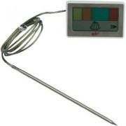 Digitális sütemény hőmérő kábellel és mérőérzékelővel Kaefer E344C (1093576)