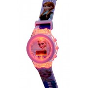 Sandbox Party Frozen Elsa/Anna Glowing LED Watch (Pack of 1)
