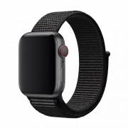 Devia Řemínek pro Apple Watch 42mm / 44mm - Devia, Sport3 Black