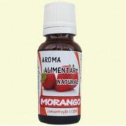 Elegante Aroma Natural de Morango