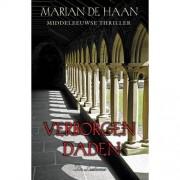 Damyaen Roosvelt: Verborgen daden - Marian de Haan