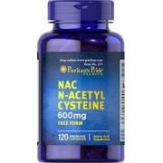 vitanatural n-acetyl cysteine 600 mg 120 capsules