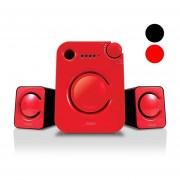 Parlante Bluetooth Noga ML-820-Rojo