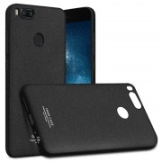 Capa de TPU Imak Anti-risco para Xiaomi Mi A1 - Mate Preto