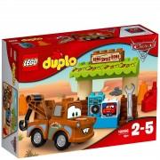 Lego DUPLO Cars 3: Cobertizo de Mate (10856)