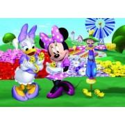 Puzzle de podea - Minnie si Daisy 24 piese