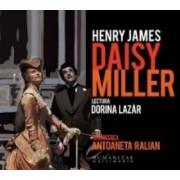 Audio Book CD - Daisy Miller - Henry James. Lectura Dorina Lazar