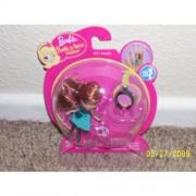 Barbie Peek a Boo Petites Ring Doll #522 Teal Princess Dress Manufactured in 2008
