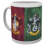 Harry Potter - All Crests Mug