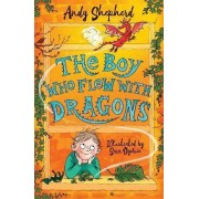 The Boy Who Flew with Dragons by Andy Shepherd