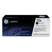 HP Tóner HP 12A Negro (Q2612A)