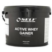 SELF Omninutrition Active Whey Gainer 4 kg Vanilj