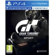 Gran Turismo Sport Day One Edition, за PS4