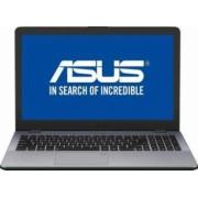 Laptop Asus VivoBook X542UR Intel Core Kaby Lake R (8th Gen) i7-8550U 1TB HDD 8GB nVidia GeForce 930MX 2GB FullHD Gri Bonus Bundle Software + Games