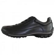 Pantofi piele naturala sport barbati - negru, Bit Bontimes - B87217Ford-Negru