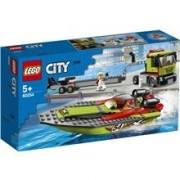 LEGO 60254 LEGO City Great Vehicle Racerbåtstransport
