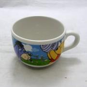 Micimackós bögre - porcelán