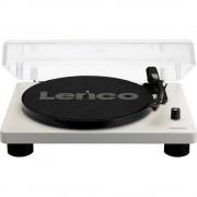 Lenco LS-50 USB gramofon Remenski pogon Siva