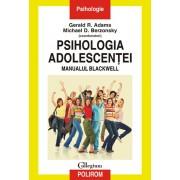 Psihologia adolescentei. Manualul Blackwell
