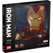 LEGO 31199 - Art - Marvel Studios Iron Man