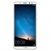 Telefon Mobil Huawei Mate 10 Lite, 64GB Flash, 4GB RAM, Dual SIM, 4G, Prestige Gold