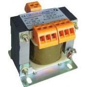 Normál, egyfázisú kistranszformátor - 230V / 24-42-110V, max.50VA TVTR-50-D - Tracon