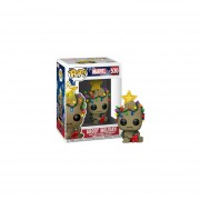 Groot Holiday Funko Pop Marvel