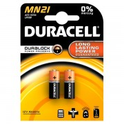 Pile Duracell Specialistiche - cilindrica 12 volt - MN21 (conf.2) - 069032 - Duracell
