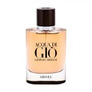 Giorgio Armani Acqua di Gio Absolu eau de parfum 75 ml uomo