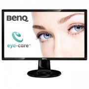 Монитор BenQ GL2760H, 27 Wide TN LED, 2ms GTG, 1000:1, 12M:1 DCR, 300 cd/m2, 1920x1080 FullHD, VGA, DVI, HDMI, Черен, 9H.LC8LA.RBE