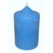 Kaars Rustique Blue Light