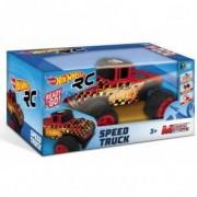 Mattel Hot wheels - Speed Truck Veicolo radiocomandato