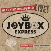 Video Delta Mr. B's Joybox Express Quartet - Live - CD