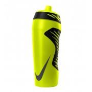 Nike Hyperfuel Water Bottle 18oz bidon - Geel - Size: 1