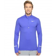 Nike Dry Element Long Sleeve Running Top Paramount BlueReflective Silver
