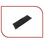 Клавиатура Crown CMK-201 Black USB