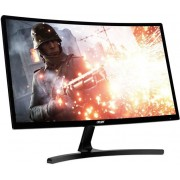 "Monitor VA, ACER 23.6"", ED242QRAbidpx, Curved, 144Hz FreeSync, 4ms, 100Mln:1, DVI/HDMI, FullHD (UM.UE2EE.A01)"