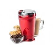 Rasnita cafea, nuci, condimente Andrew James AJ000566, Putere 150 W, Capacitate 70g,rosu