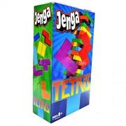 FunBlast Jenga Tetris, Jenga Stacking Tower Games, Jenga Game for Kids