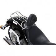 Becker H&B Solorack mit Rückenlehne Honda VT 1300 CX Fury chrom chrom