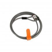 Cable De Seguridad Micro Saver Con Candado De Llave Para Laptop, Marca Kensington P7500/64068F/25F
