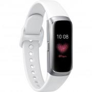 Bratara fitness Samsung Galaxy Fit, R370, Silicon, Silver