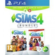 ELECTRONIC ARTS PS4 THE SIMS 4 CAT DOGS BUNDLE