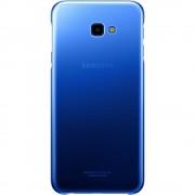 Husa Protectie Spate Samsung Gradation Cover Blue pentru Samsung Galaxy J4 Plus 2018